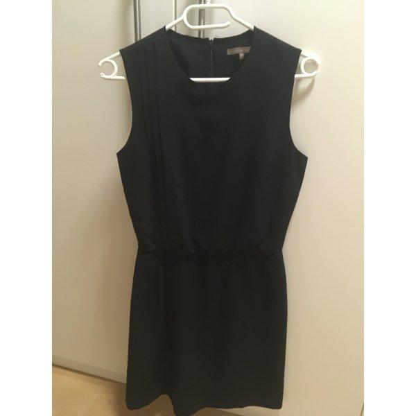 Kleid schwarz mit Details