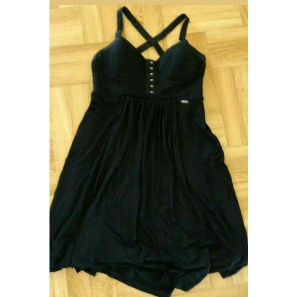 Kleid von Geuss Gr.XS schwarz