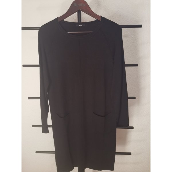 Joop! Knitted Dress black viscose