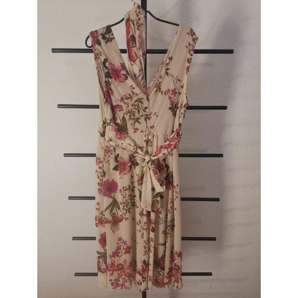 Rinascimento Summer Dress multicolored viscose