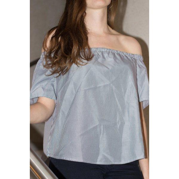 Zara Blouse sans manche multicolore