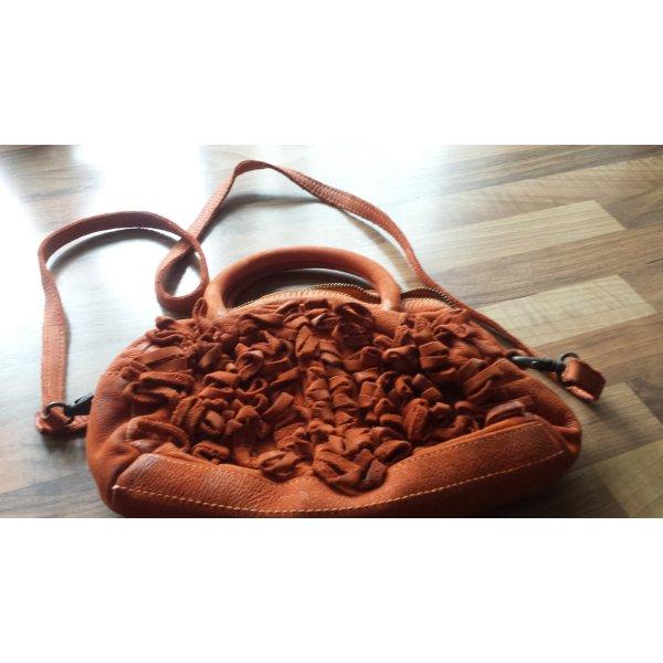 Kleine Partytasche aus Leder