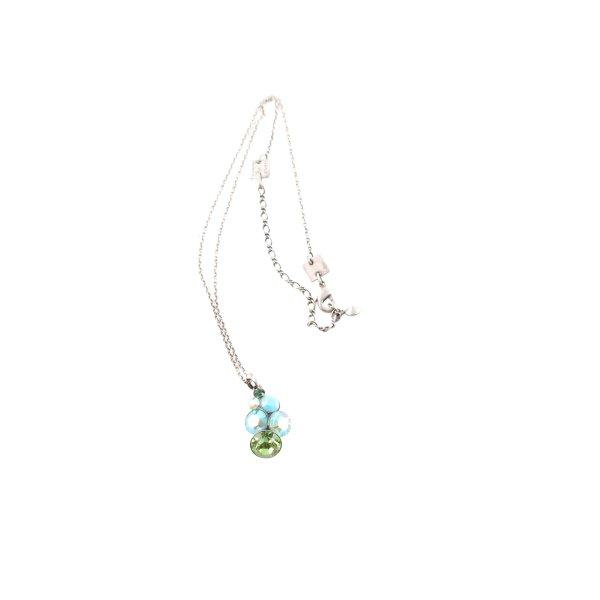Konplott Halskette mehrfarbig Casual-Look