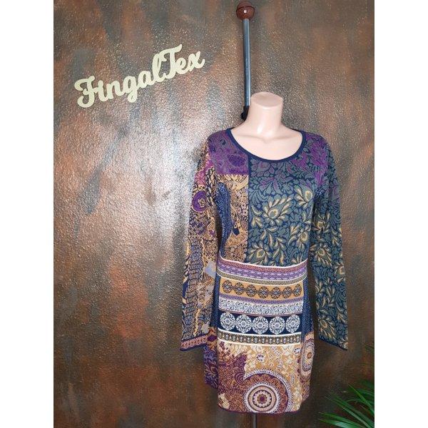 Kooi Knitwear 44 Baumwolle Strickkleid