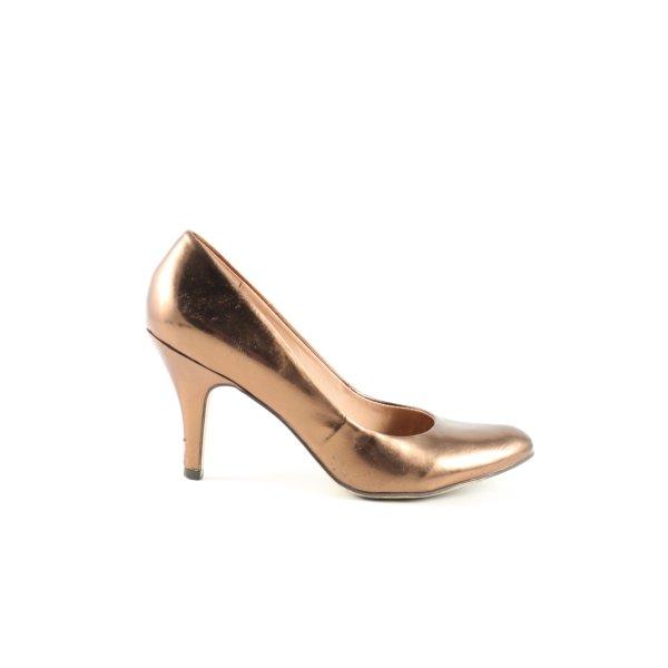 Kookai High Heels bronzefarben Elegant