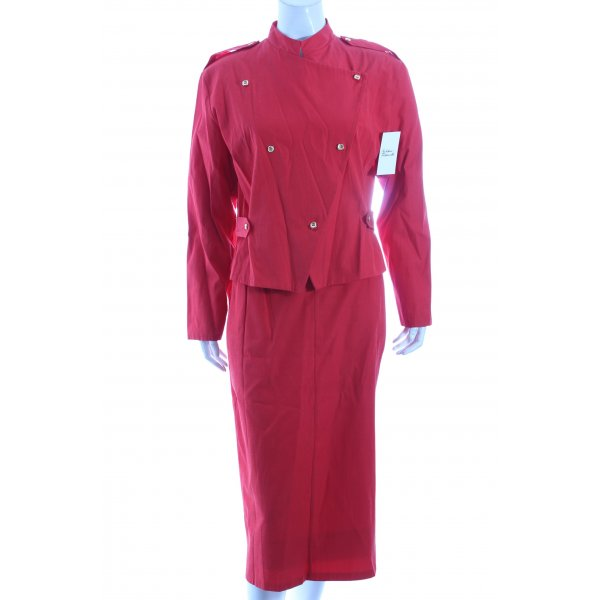 Kostüm rot Vintage-Artikel