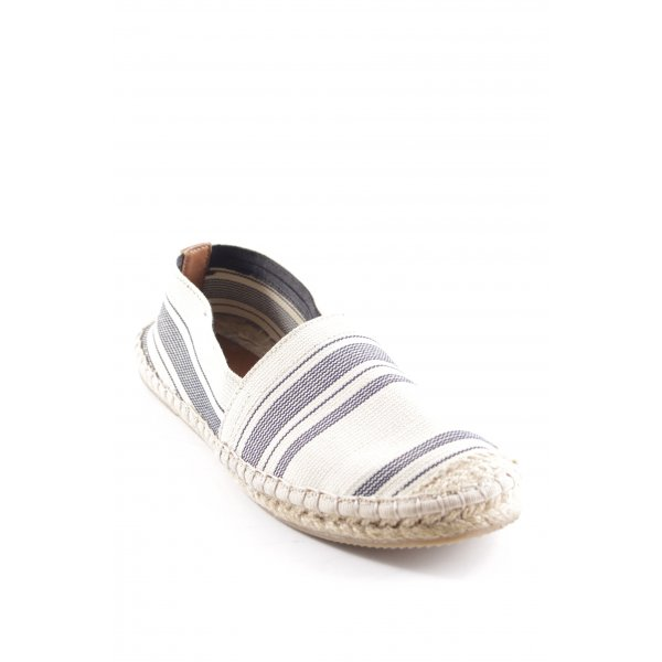 Koton Pantofola motivo a righe stile spiaggia