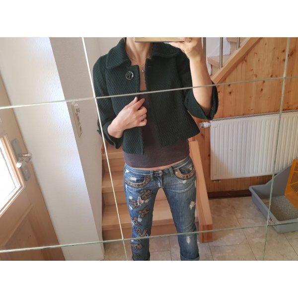 Kurze Jacke im vintage style