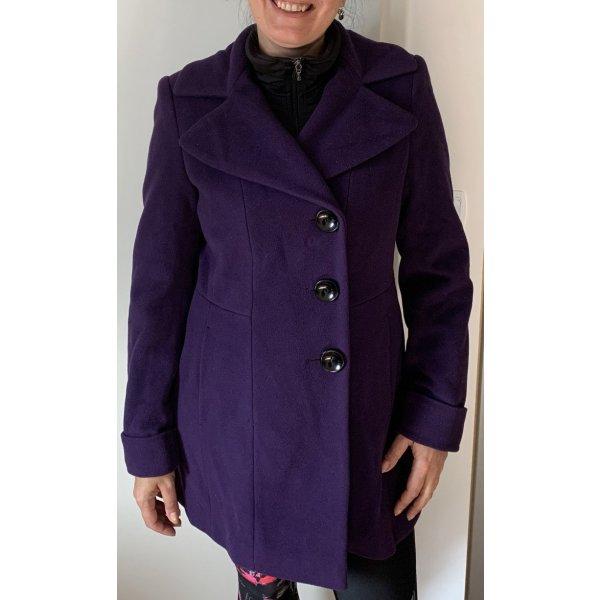 Fuchs Schmitt Short Coat dark violet