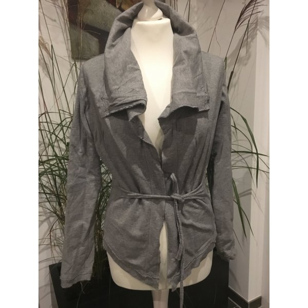 Sandwich Shirt Jacket grey