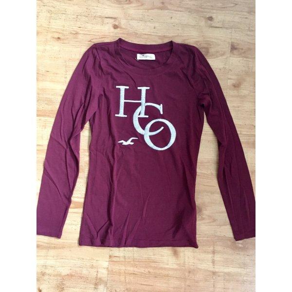 Langärmliges T-Shirt von Hollister
