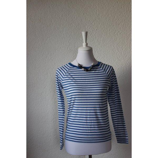 Langarmes Tshirt in Royalblau von Tally Weijl