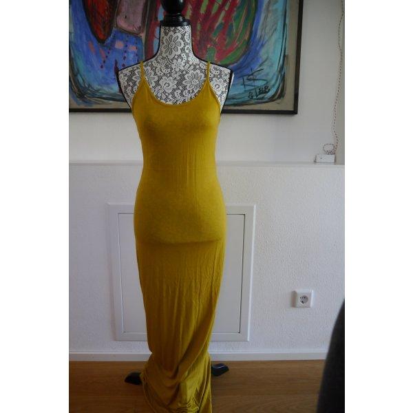 langes sexy Sommerkleid