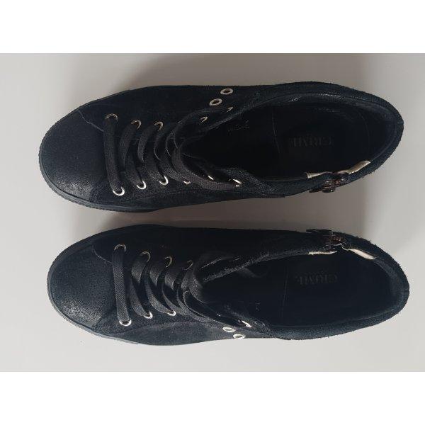 Last Chance: Crime Sneakers schwarz