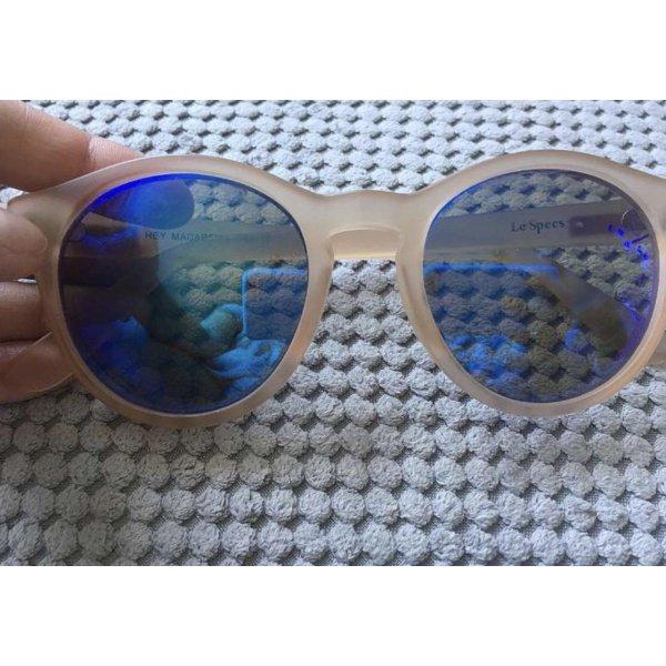 Le Specs Hologram Sonnenbrille