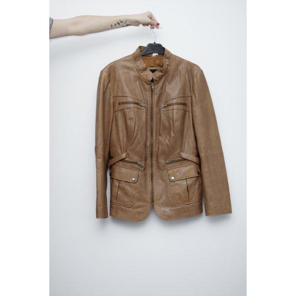 Best Connections Fashion cognac-coloured-brown