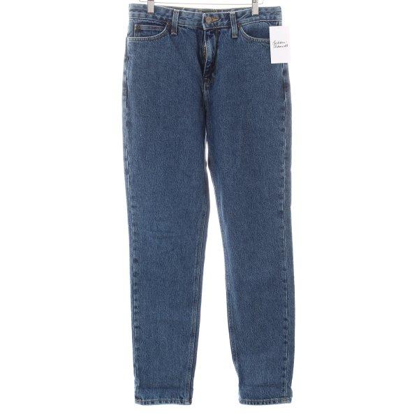 Lee Jeans blau Casual-Look