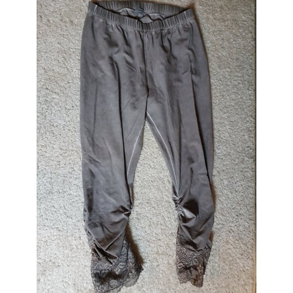 Leggings gris antracita