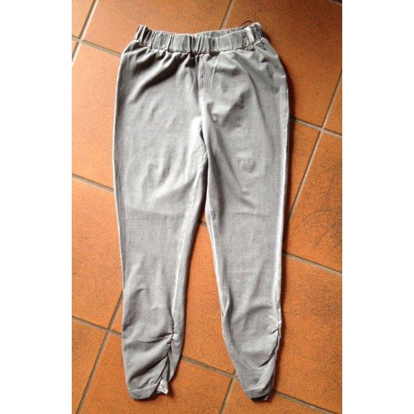 Leggings Sporthose grau 3/4-Länge - wie NEU - Größe M