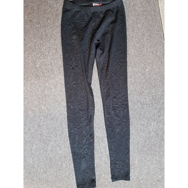 Only Leggings negro-taupe