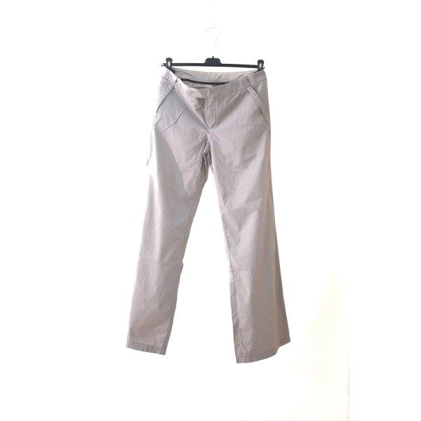 Leichte Hose mit weitem Bein