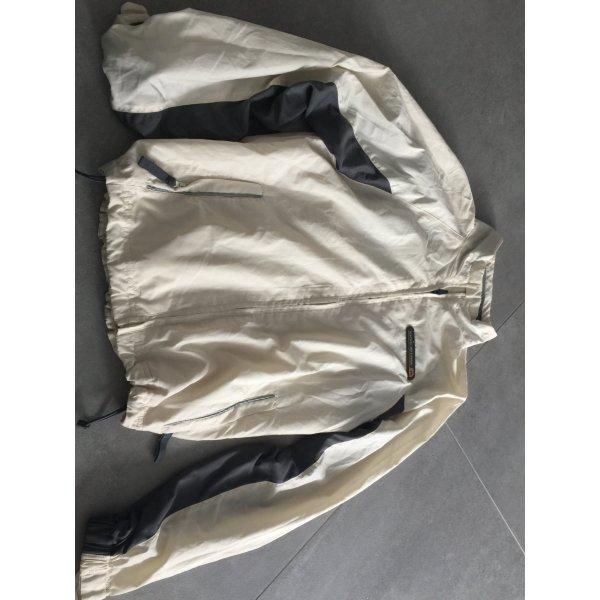 Leichte Trainingsjacke mit Gummizug