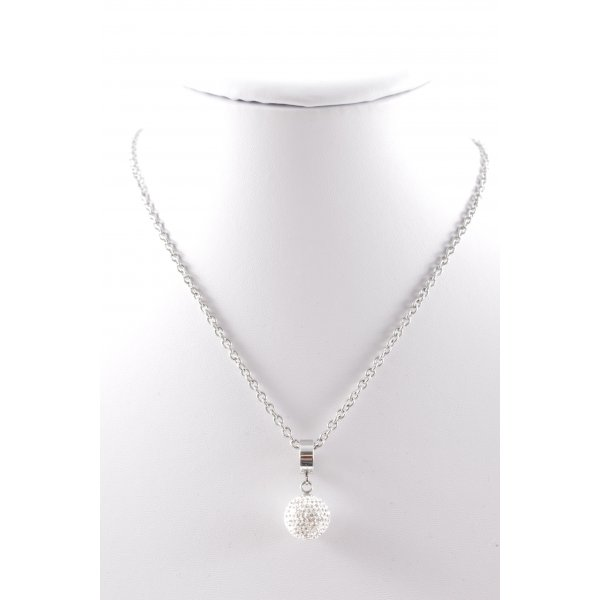 Leonardo Silberkette silberfarben Elegant