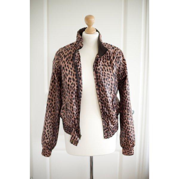 Leoparden Blouson von Charlotte Russe