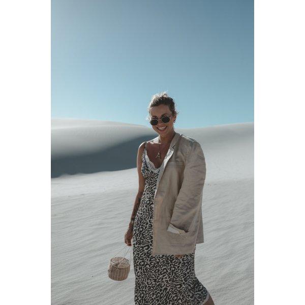 Leoparden Kleid von Shona Joy - Farfetch Brand