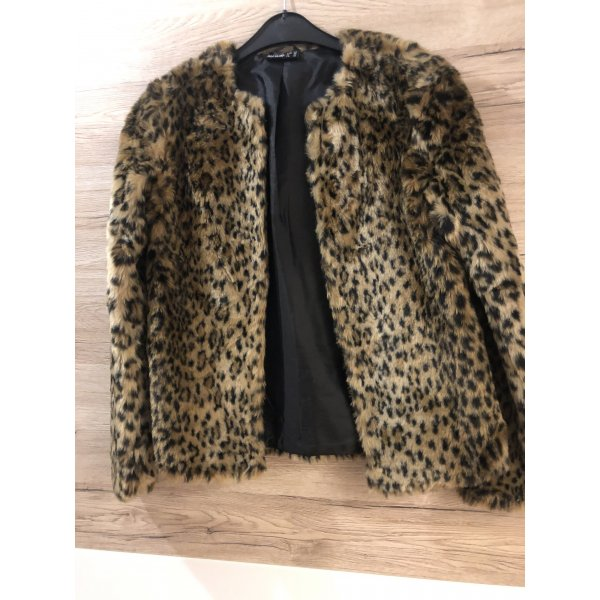 Leopardenjacke