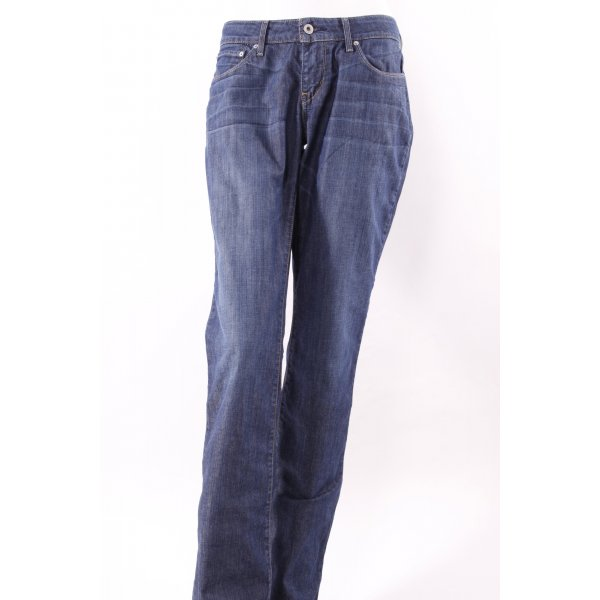 Levi's Five-Pocket-Jeans Used-Look