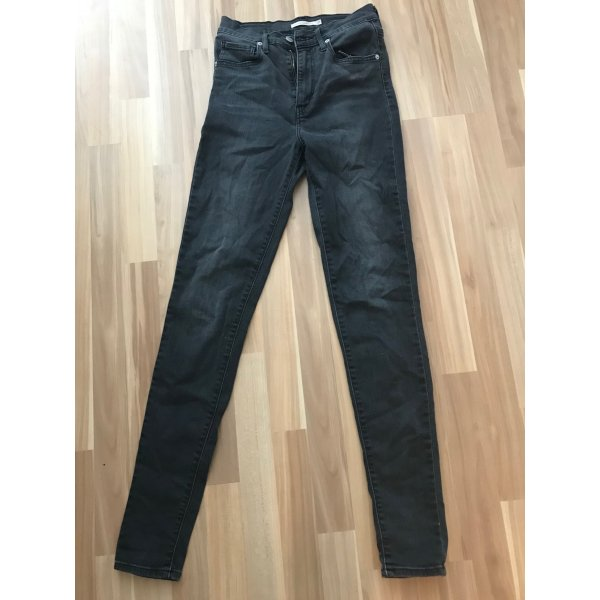 Levis - MILE HIGH SUPER SKINNY - Jeans Skinny Fit
