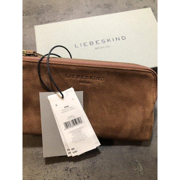 Liebeskind Berlin Wallet brown leather