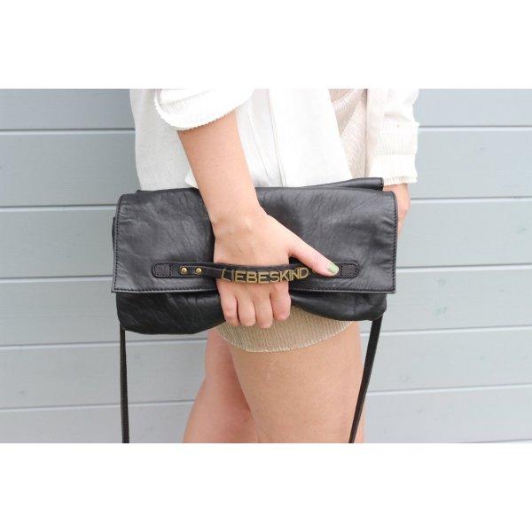 Liebeskind Crossbody bag black-bronze-colored