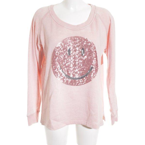 Lieblingsstück Sweatshirt altrosa-hellrosa Casual-Look