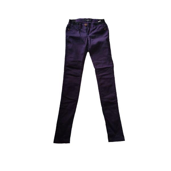 lila Skinny Jeans