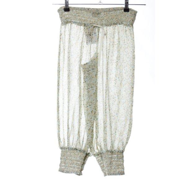 LingaDore Haremshose khaki Allover-Druck extravaganter Stil