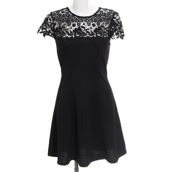Lipsy A Line Dress black elegant