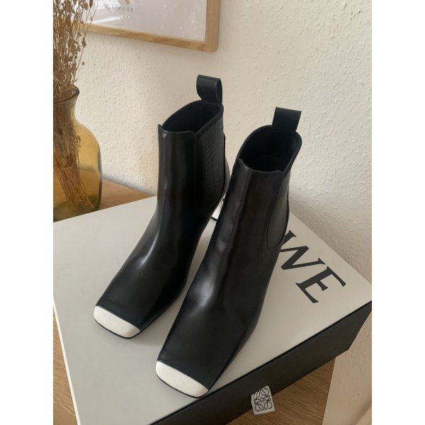 LOEWE Leder Ankle Boots