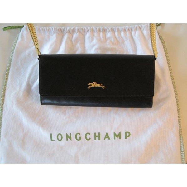 Longchamp Honore 404, Umhängetasche/Geldbörse, schwarz