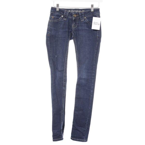 Lost in Paradise Skinny Jeans blau Casual-Look