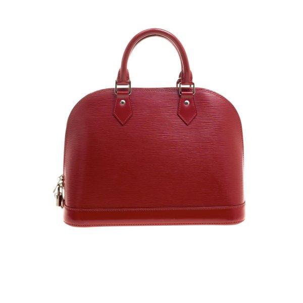 Louis Vuitton Alma Carmine PM