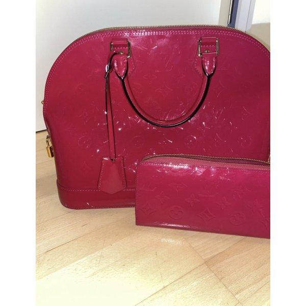 Louis Vuitton Alma Tasche Pink