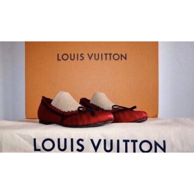Louis Vuitton Ballerinas 36