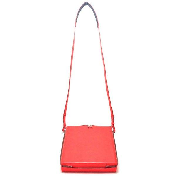 Louis Vuitton Bruce Damier Glace Coral Orange Tasche Handtasche Crossbody