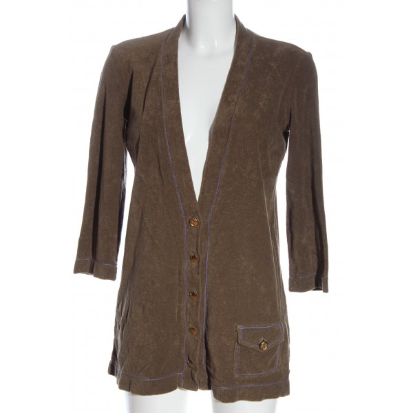 Louis Vuitton Cardigan braun Casual-Look