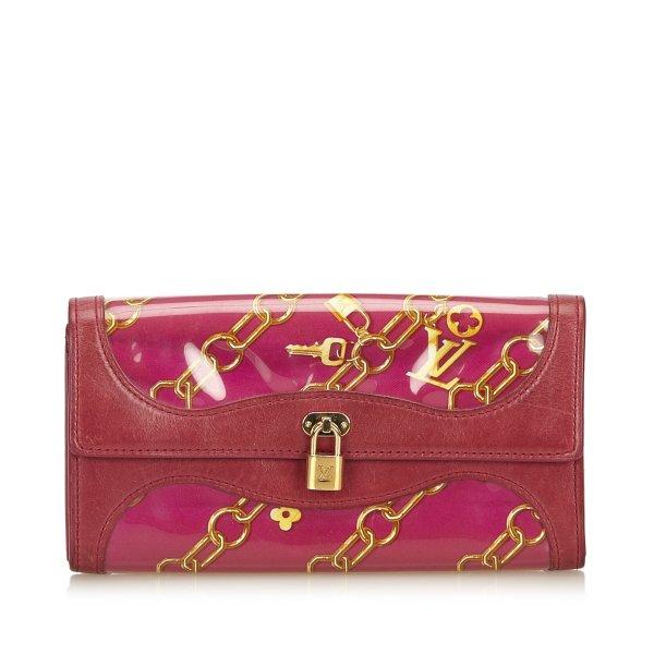Louis Vuitton Charm Line Bifold Long Wallet