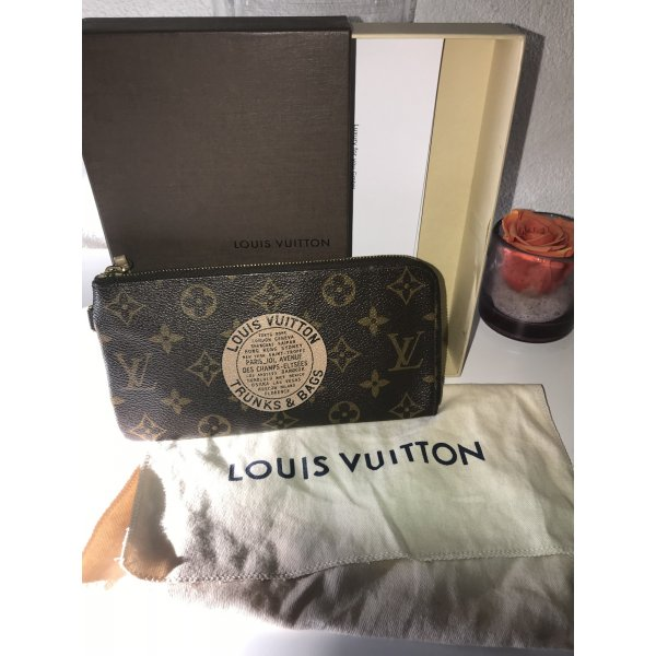 Louis Vuitton clutch Portemonnaie Limited Edition Complice