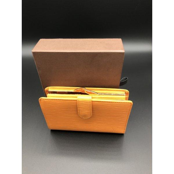 Louis Vuitton Damen Geldbörse / Portemonnaie / Geldbeutel, mit kleinem Fehler, Epi-Leder