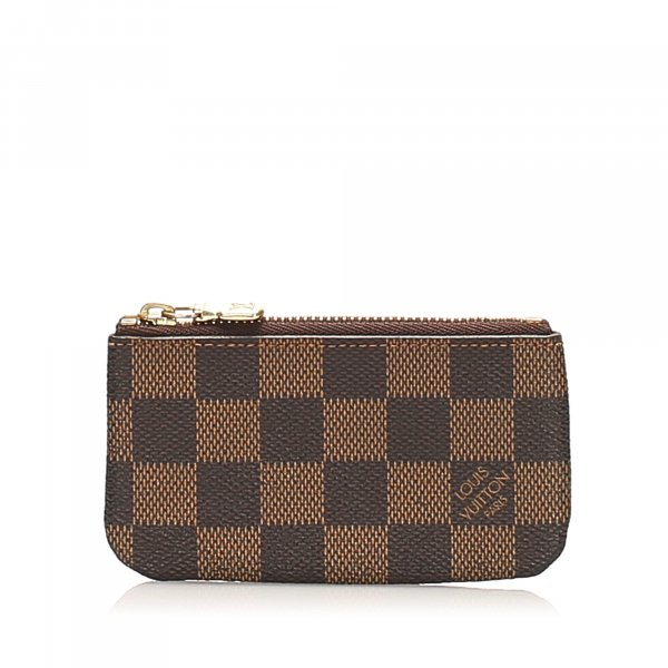 Louis Vuitton Damier Ebene Key Holder